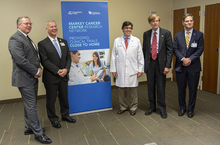 Markey Research Network announcement for Owensboro Health