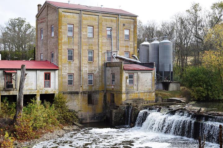 photo of Weisenberger Mill