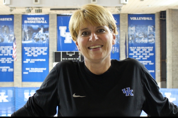 This is a photo of UK alum Monica Fowler, sports nutritionist for UK Athletics