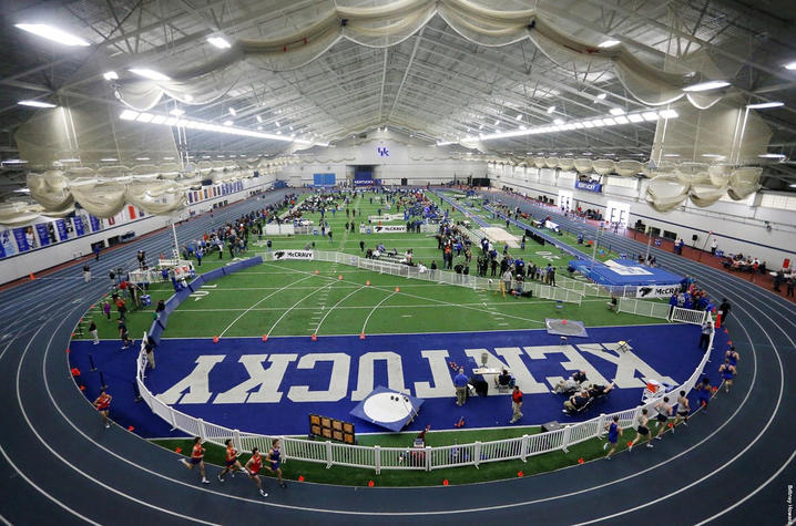 photo of interior of Nutter Field House
