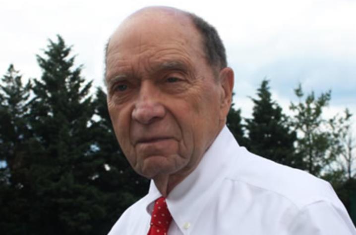 headshot photo of Sid Davis