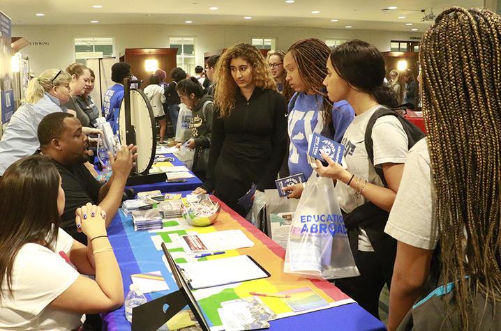 Education Abroad Spring Fair