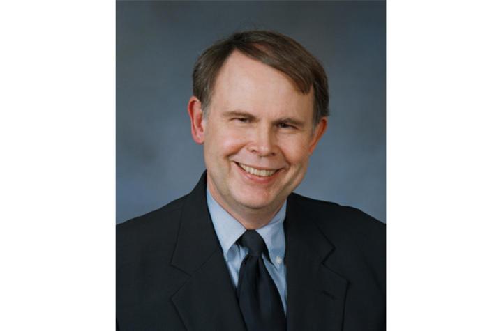 headshot of Dr. Thomas Waid