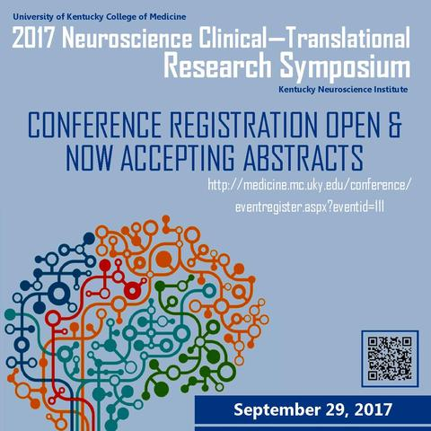 The 2017 Neuroscience Clinical-Translational Research Symposium