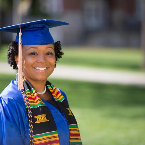 photo of UK graduate