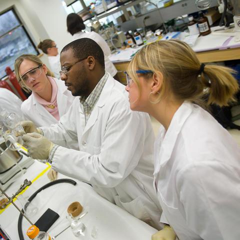 UK Ag Biotech students