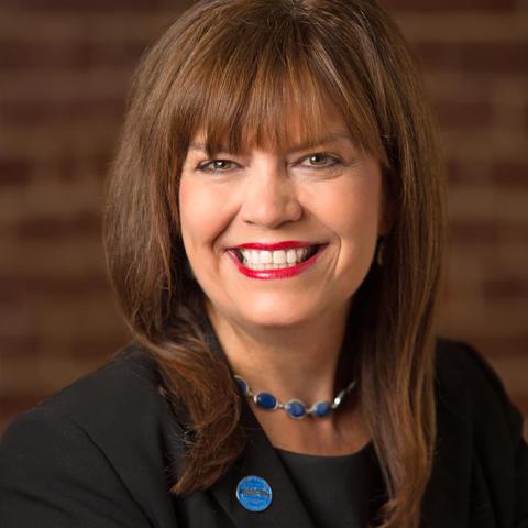 headshot photo of Janet Johnson