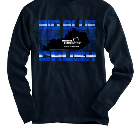 Big Blue Crush T-shirt
