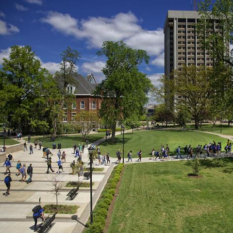 photo of UK campus
