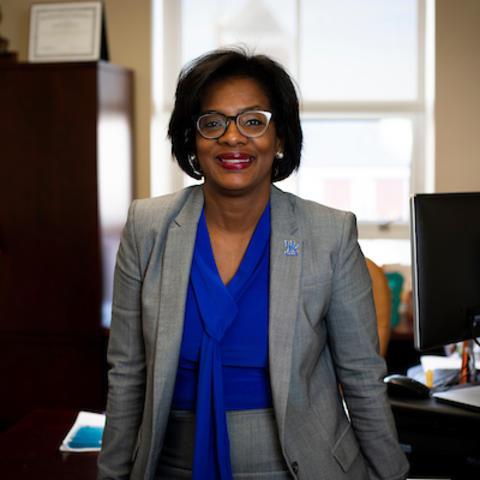 Photo of Dr. Sonja Feist-Price