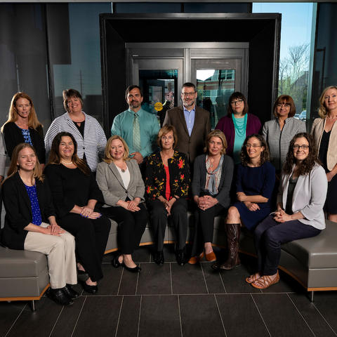 photo of HEAL grant researchers