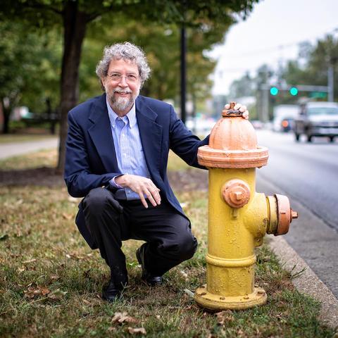 Photo of John Lyons, University of Kentucky