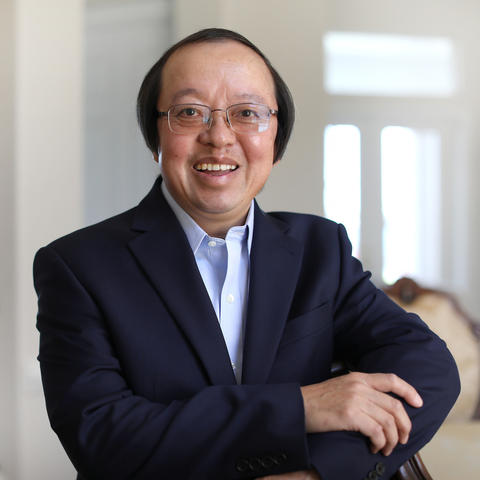 Photo of Bing Zhang