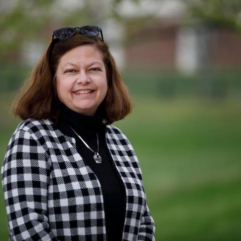 Photo of Dr. Rebecca Dutch
