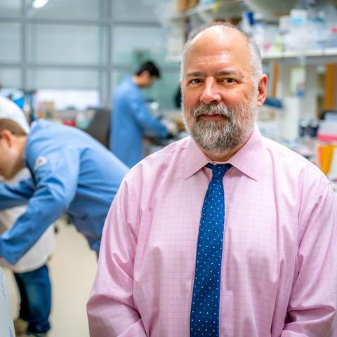 R. Kip Guy, Dean of College of Pharmacy