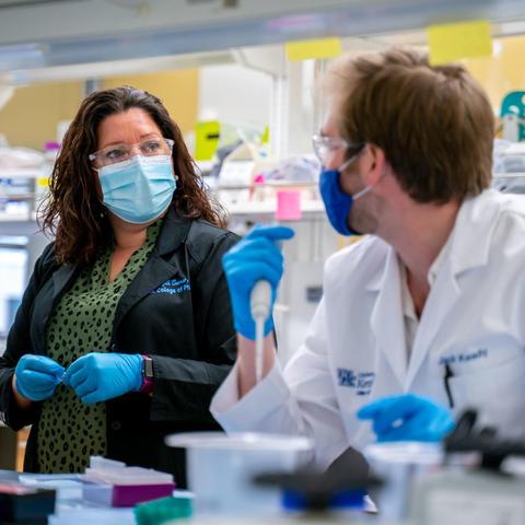 Jill Turner, Ph.D., UK College of Pharmacy