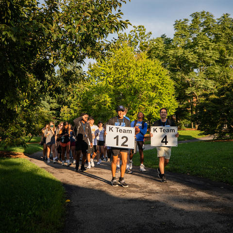 Campus Ruckus on August 19, 2021. Photo by Pete Comparoni | UKphoto