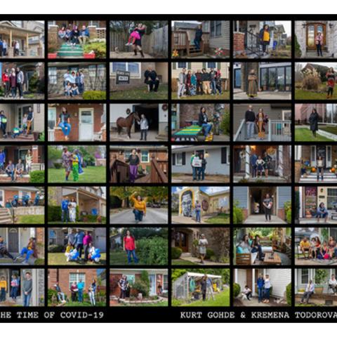 composite photo of 56 women of color in Lexington