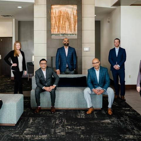 Rainmaker Hospitality corporate team
