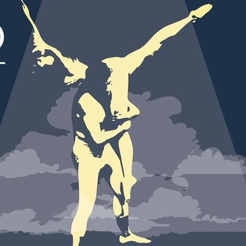 """photo of FB banner for """"Amplified"""" dance concert"""