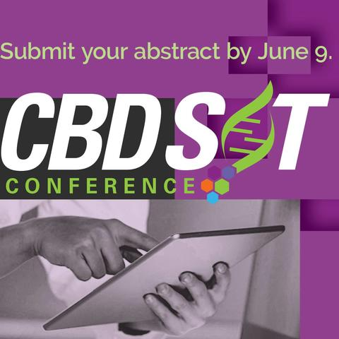 photo of CBDS&T conference graphic