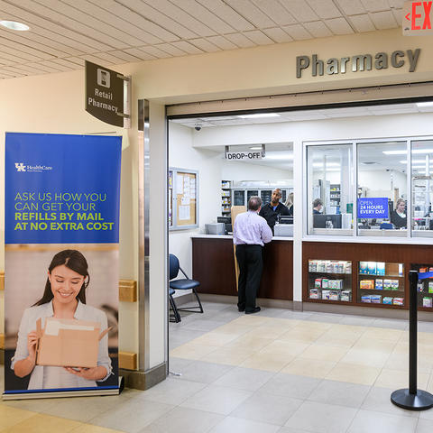 UK Chandler Retail Pharmacy