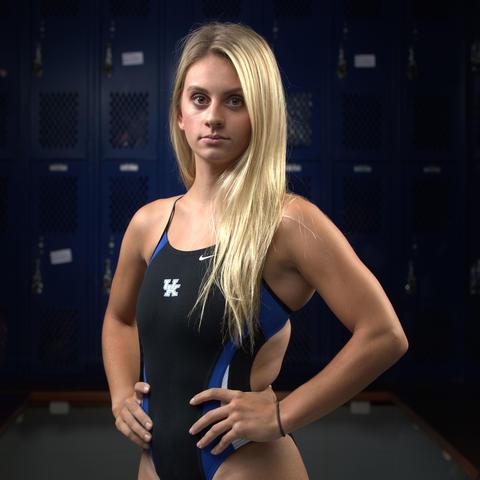 UK Diver Emma Dellmore