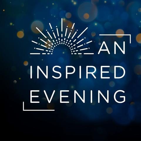 photo of Facebook banner for An Inspired Evening 2020