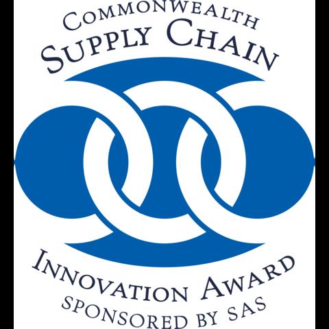 Commonwealth Supply Chain award logo