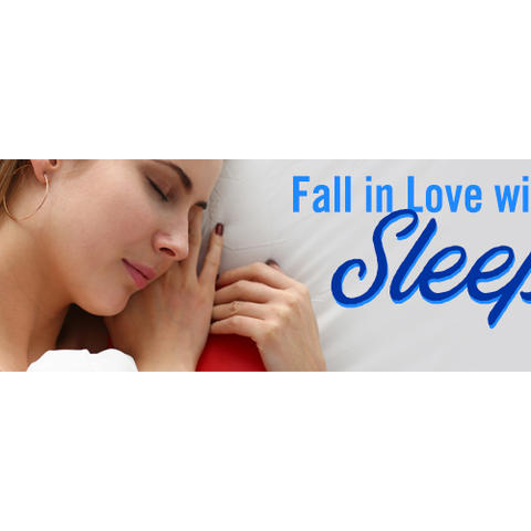 """The """"Fall in Love with Sleep"""" challenge"""
