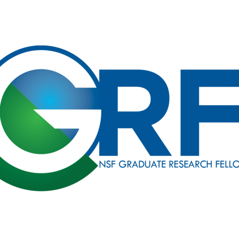 photo of logo for NSF Graduate Research Fellowship Program