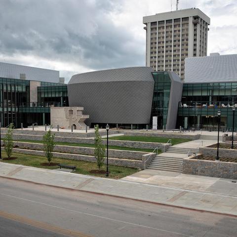 photo of Gatton Student Center