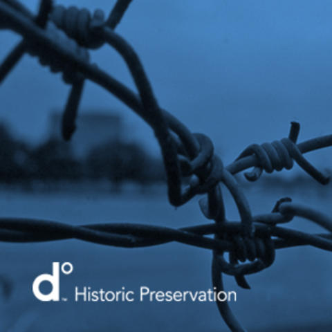 photo of artwork for 2017 Historic Preservation Symposium