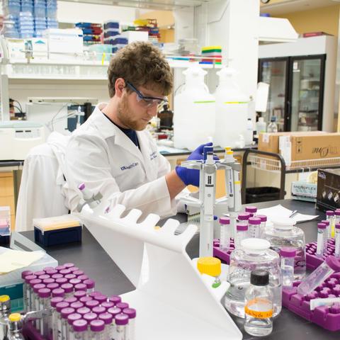 David Henson, College of Pharmacy
