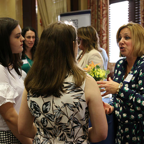 Engage: A Women's Networking and Mentoring Event is set April 2