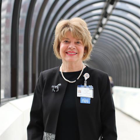 Photo of Janie Heath, dean of UK College of Nursing
