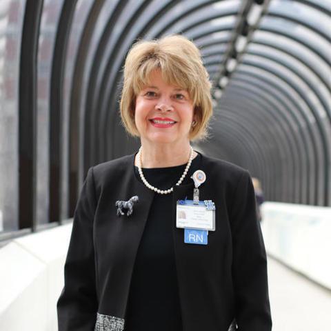 photo of dean Janie Heath