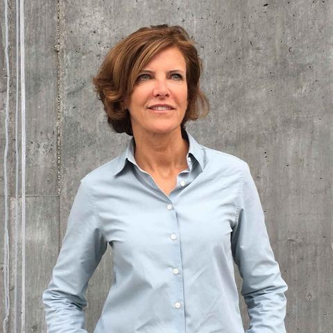 photo of Jeanne Gang, founding principal of Studio Gang,