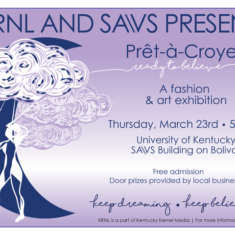 photo of KRNL SAVS invite