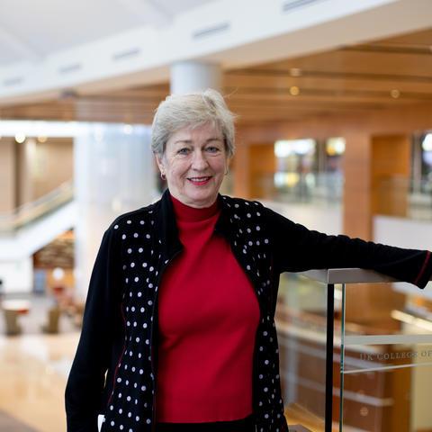 Lanny Evans, UK HealthCare Patient