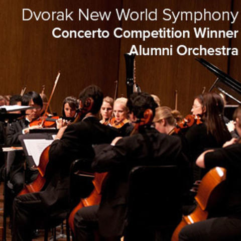 photo of web banner featuring John Nardolillo leading UK Symphony Orchestra with information on March 2019 program