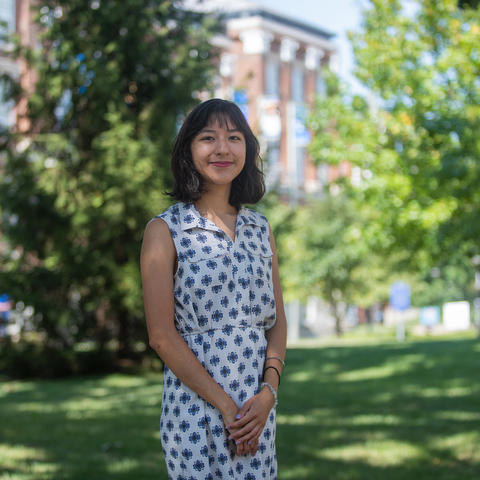 photo of Maria Sanchez