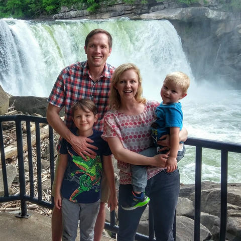 photo of Marietta family