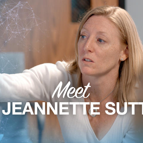 Photo of Jeannette Sutton