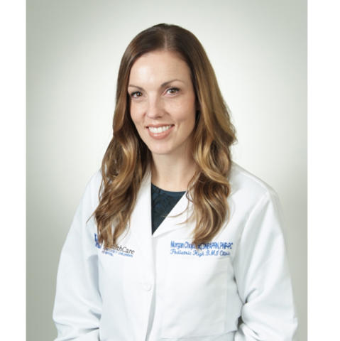 Photo of Morgan Chojnacki, Doctor of Nursing Practice at UK's Pediatric High BMI Clinic