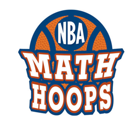 NBA Math Hoops logo
