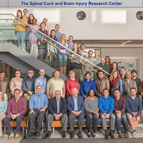Photo of SCoBIRC faculty and staff
