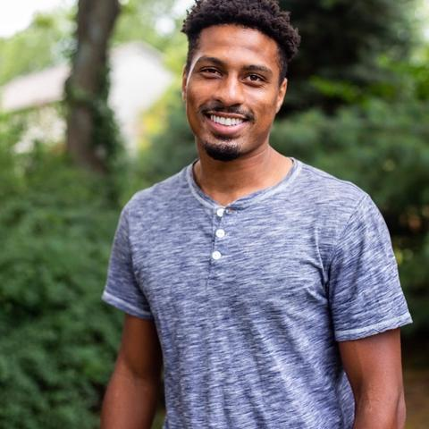 photo of Rasheed Flowers, a University of Kentucky College of Education doctoral student who has been selected to participate in the University Council for Education Administration's Barbara L. Jackson Scholars Network.