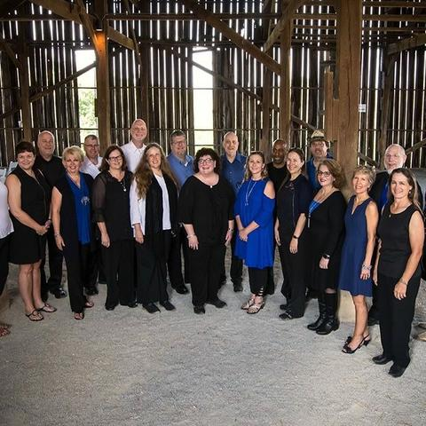photo of Sara Holroyd Singers at Shaker Village