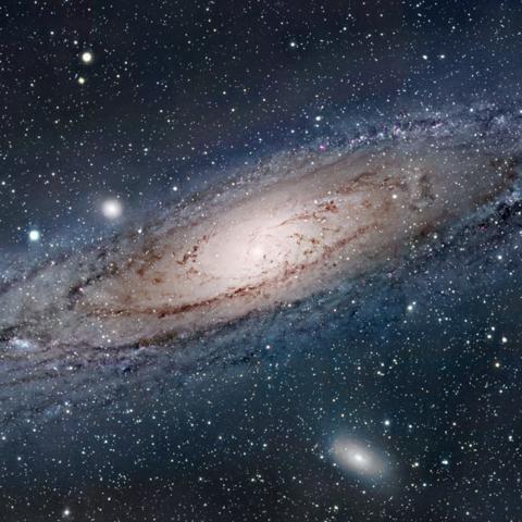 photo of Milky Way galaxy